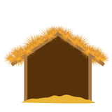 Traditional place of manger Stock Photography