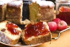 Free Traditional Polish Cake With Apple Marmelade Royalty Free Stock Photo - 26337065