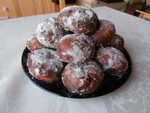 Traditional polish pastry Royalty Free Stock Photo