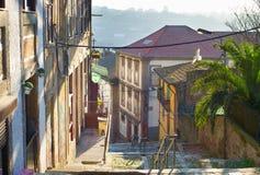 Traditional Porto street Royalty Free Stock Photography