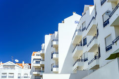 Traditional portugal vacation houses Royalty Free Stock Photography