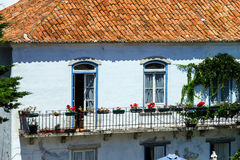 Traditional portugal vacation houses Stock Photo