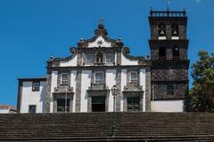 Church in Ribeira Grande, Sao Miguel, Azores