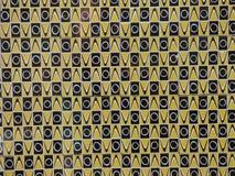 Traditional Portuguese ceramic tiles Royalty Free Stock Photos