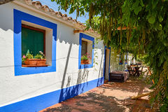 Free Traditional Portuguese House In A Village, Alentejo Portugal Europe Royalty Free Stock Images - 96711419