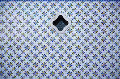 Traditional Portuguese tiles Stock Images