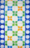 Traditional Portuguese tiles Royalty Free Stock Photography