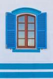 Traditional Portuguese Window.