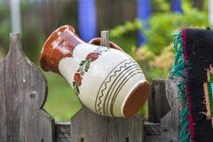 Traditional pot Royalty Free Stock Photos