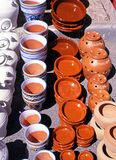 Traditional pottery, Spain. Stock Photography