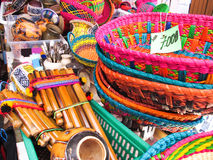 Traditional products, Andes, Chile Royalty Free Stock Photo