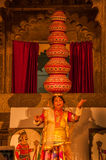 Traditional Rajasthan Dance Stock Photography