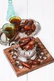 Traditional Ramadan food Royalty Free Stock Photos