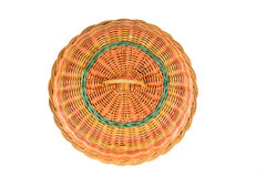 Traditional rattan weaved food cover Royalty Free Stock Photo