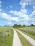Traditional Road,Ruegen island,Baltic Sea,Germany Stock Photography