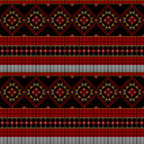 Traditional romanian embroidery Stock Photos