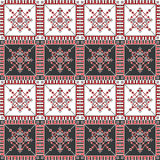Traditional romanian embroidery Royalty Free Stock Photography