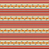 Traditional romanian embroidery Stock Image