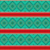 Traditional romanian embroidery Stock Photo