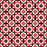 Traditional romanian embroidery Royalty Free Stock Photos