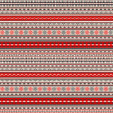 Traditional romanian embroidery Royalty Free Stock Photo