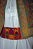 Traditional Romanian folk costume.Detail 23 Stock Photos
