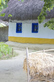 Traditional romanian house Royalty Free Stock Photography