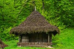 Peasant houses astra ethnographic village museum sibiu romania stock photo image 54693724 - Romanian peasant houses ...