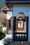 Traditional romanian house Stock Images