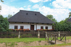 Traditional Romanian House Royalty Free Stock Photo