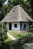 Traditional Romanian house Royalty Free Stock Photos