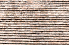 Traditional roof tiles Royalty Free Stock Images