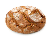 Traditional Round Rye Bread Royalty Free Stock Images
