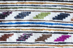 Traditional Rug Royalty Free Stock Images