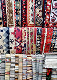 Traditional rugs Stock Photography
