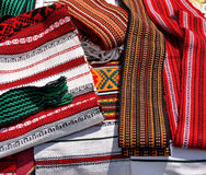 Traditional rugs Stock Photos