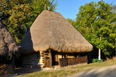Traditional rural house Stock Image