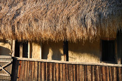 Traditional rural house Stock Photography
