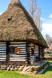 Traditional rural house from Transylvania, Romania Royalty Free Stock Photography