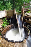 Traditional rural whirlpool Stock Photography