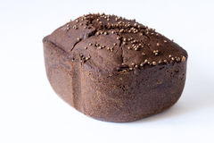 Traditional Russian black bread Royalty Free Stock Images
