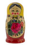 Traditional Russian matreshka Stock Image
