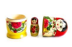 Traditional Russian matryoshka dolls Royalty Free Stock Image