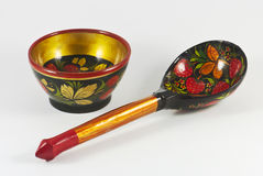 Traditional russian souvenir Stock Images