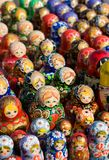 Traditional Russian Souvenirs Royalty Free Stock Photos