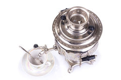 Free Traditional Russian Tea Kettle And Teacup Stock Photos - 36219033