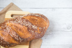 Traditional rustic bread Royalty Free Stock Photography