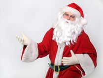 Traditional Santa Claus Royalty Free Stock Photos