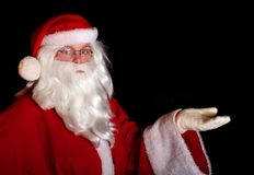 Traditional Santa Claus Stock Photography