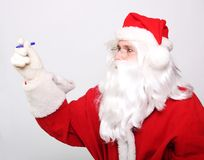 Traditional Santa Claus Royalty Free Stock Photography